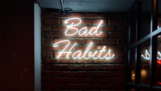 11 steps to stopping a habit