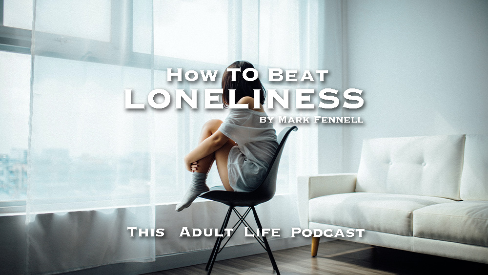 how to beat loneliness girl on seat alone